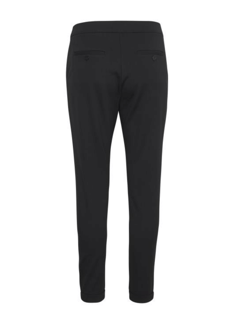Part-Two-Mighty-Black-Womens-Trousers-With-A-Tapered-Leg-From-The-Back-Ribbon-Rouge-Online