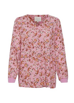 Part-Two-Pax-Pink-Floral-Print-Ladies-Top-30305965-Rouge-Ireland