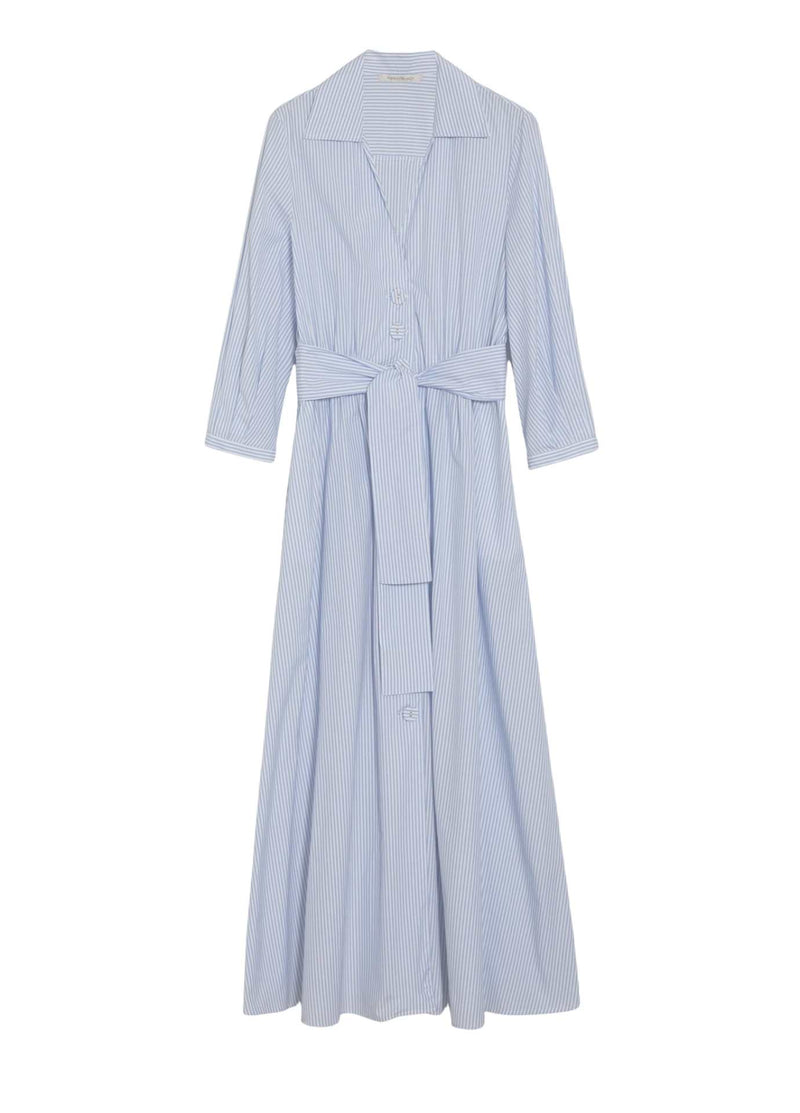 Penny-Black-Dipinto-Light-Blue-Womens-Cotton-Maxi-Shirt-Dress-With-Tie-Belt