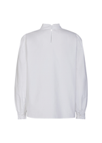 Soya-concept-17148-Nettie-womens-white-blouse-back-Ribbon-Rouge