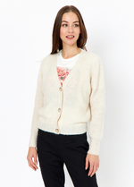 Soyaconcept-33064-lamar-Ladies-Short-Button-Cardigan-In-Cream-SS21-RibbonRouge