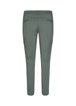 Soyaconcept Patrizia Shadi 17b Grey Trousers In Back