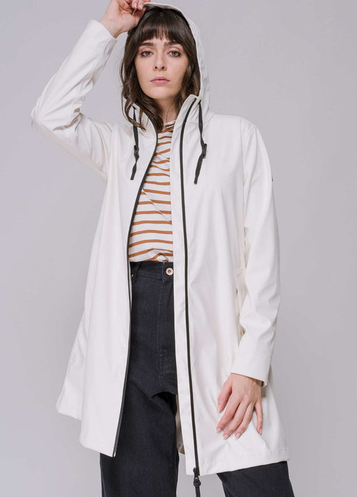 Tanta-Rainwear-Nuovola-Off-white-summer-Waterproof-rain-Jacket-with-hood