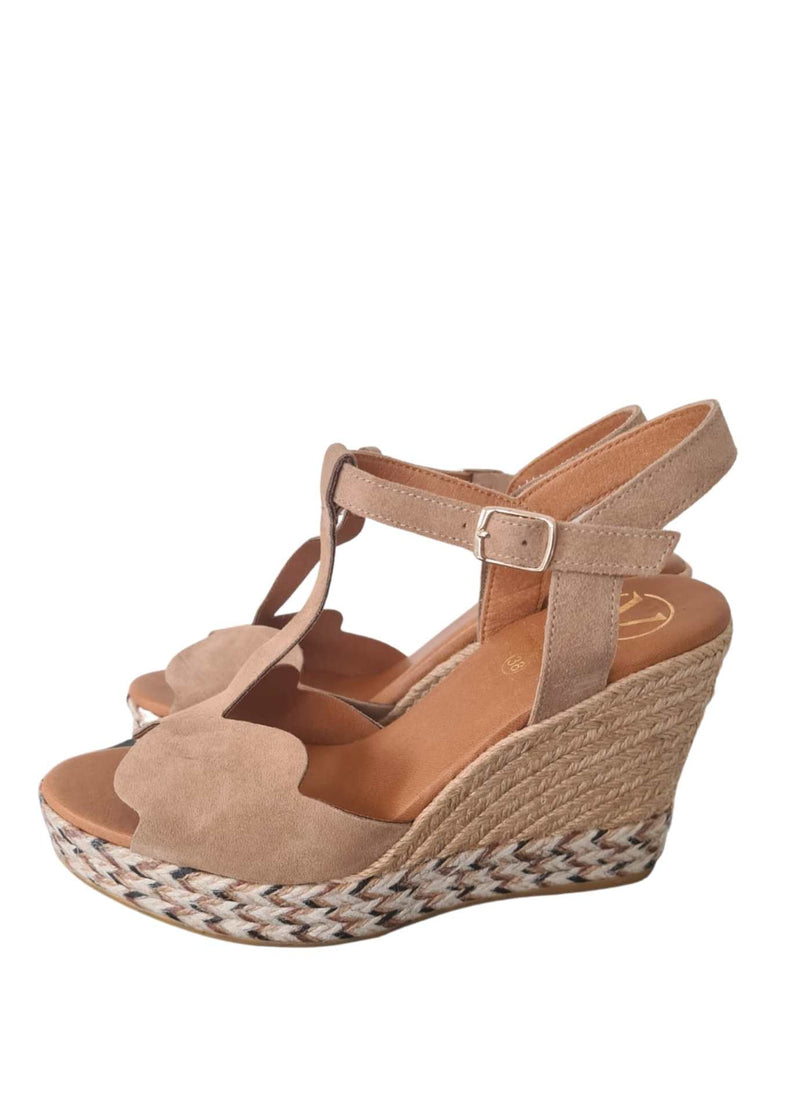 Viguera-1821-Womens-High-Peep-Toe-Espadrille-Shoes-In-Nude