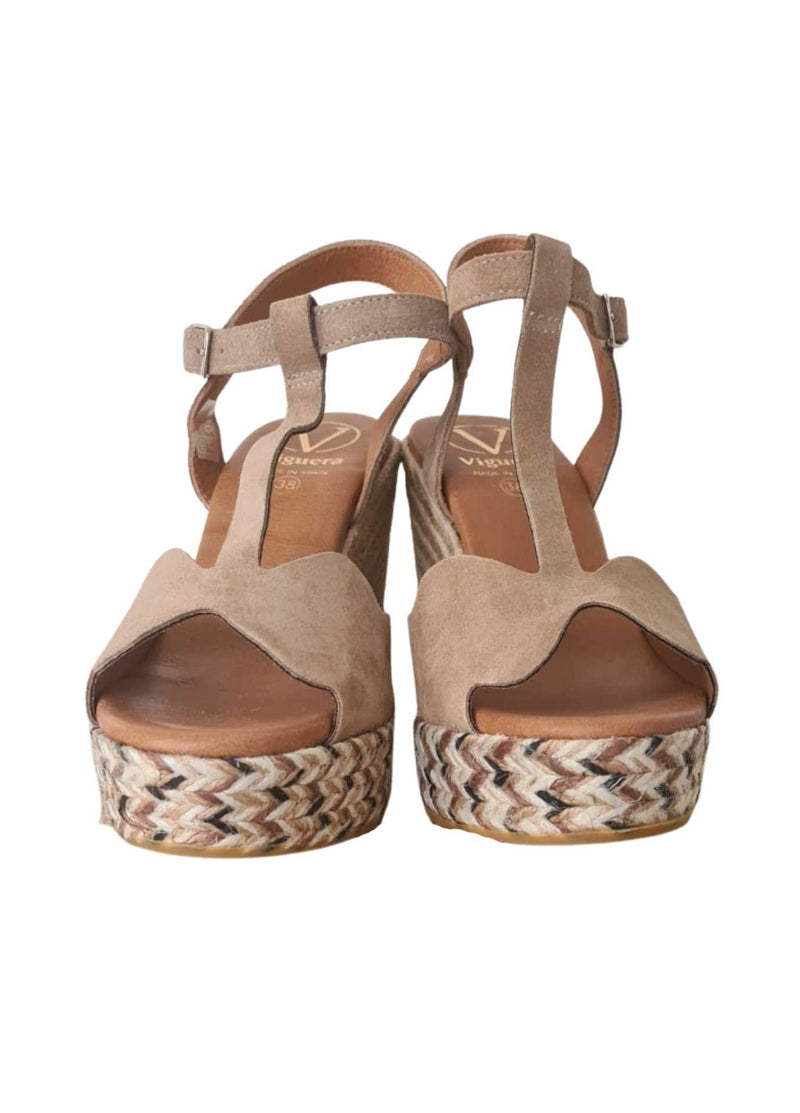Viguera-1821-Womens-High-Peep-Toe-Leather-Espadrille-Wedges-In-Nude