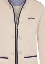 Hv Polo Cardigan Finny - Ribbon Rouge Boutiques