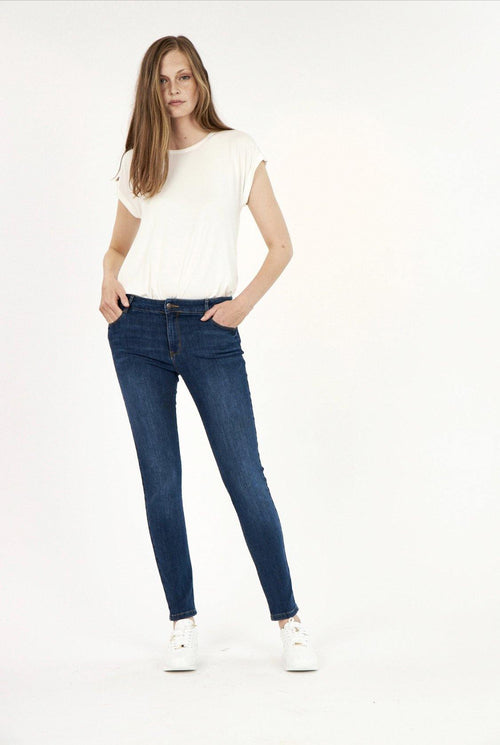Soyaconcept Patrizia Kimberly Blue Jeans - Ribbon Rouge Boutiques