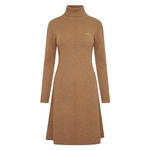 Hv Polo Deina Polo Neck Knit Dress - Ribbon Rouge Boutiques