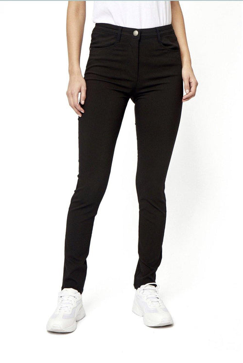 Soyaconcept Lily Black Jean Jeggings