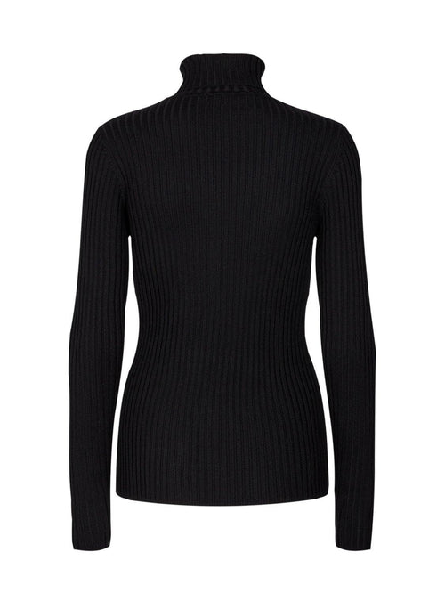 Soya Concept Dollie Turtleneck Ribbed Jumper