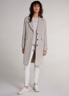 Oui Classic Style Wool Blend Winter Coat - Ribbon Rouge Boutiques