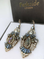 Handmade Beaded Drop Fashion Earrings - Ribbon Rouge Boutiques