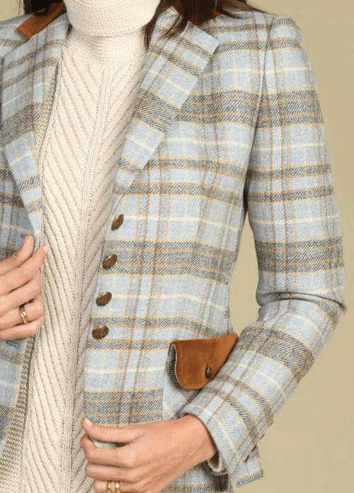 Bariloche Marte Tweed Style Jacket