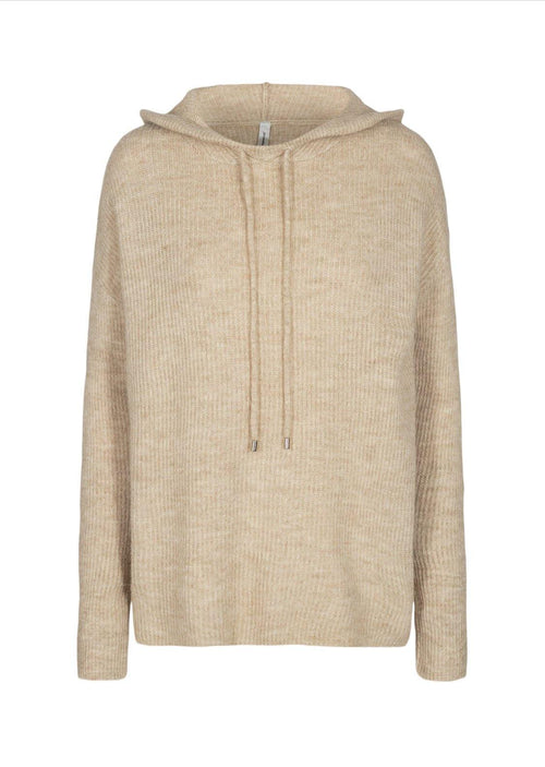Soyaconcept Cosy Hoodie Jumper - Ribbon Rouge Boutiques
