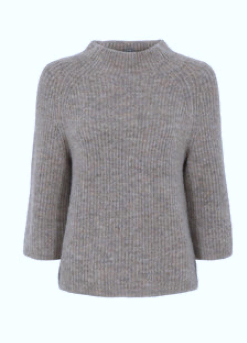 Gustav Birla Wool Blend Turtleneck Jumper - Ribbon Rouge Boutiques