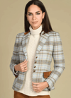 Bariloche Marte Tweed Style Jacket - Ribbon Rouge Boutiques