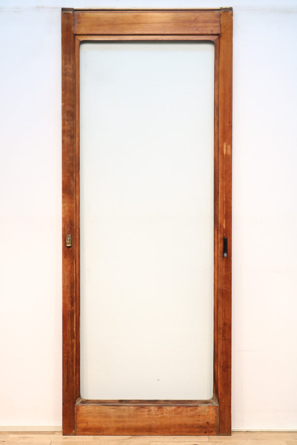 Large glass glass f6944 stock of two large open doors