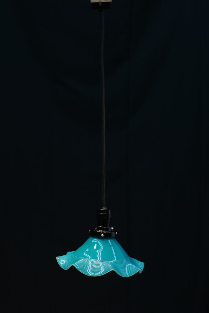 Blue frill electric shade DB3690 that feels sophisticated beauty
