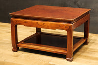 Zelkova side table DB7737 which is just right to employ a petty person