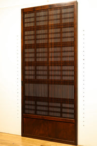867 mm wide Lattice door with a dignified look and a gentle heather F7057 1 in stock