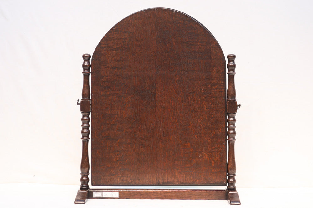 Cute tabletop mirror DB4907 of elegant wooden frame making