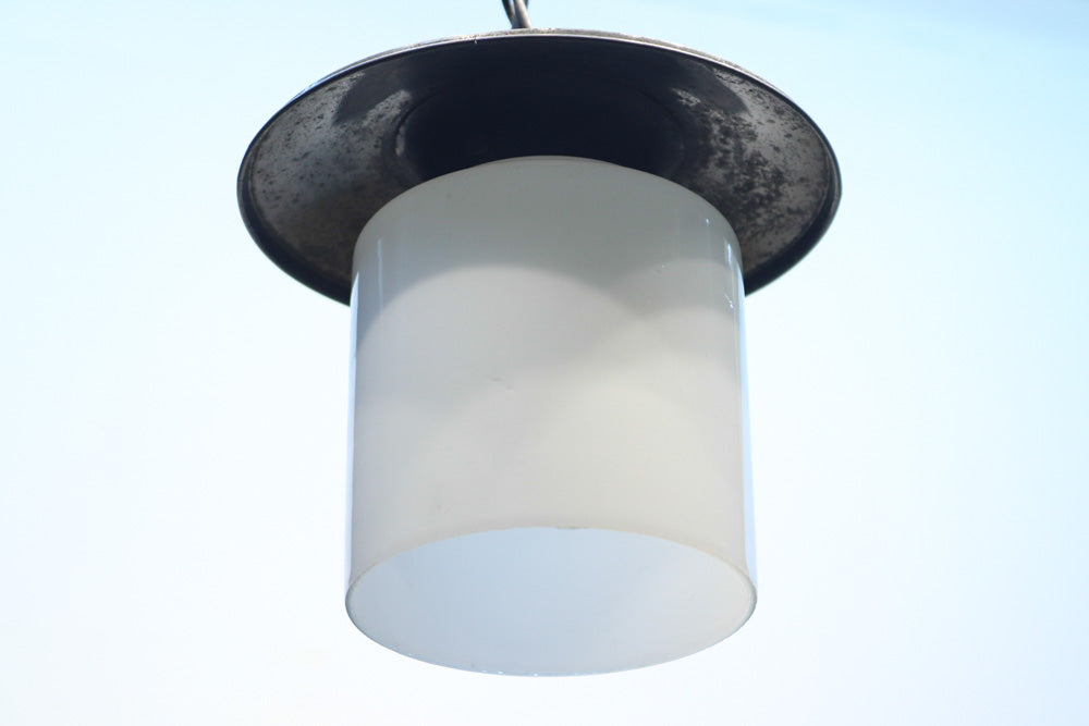 Unique electric cap DB8587 with roof on hanging bracket