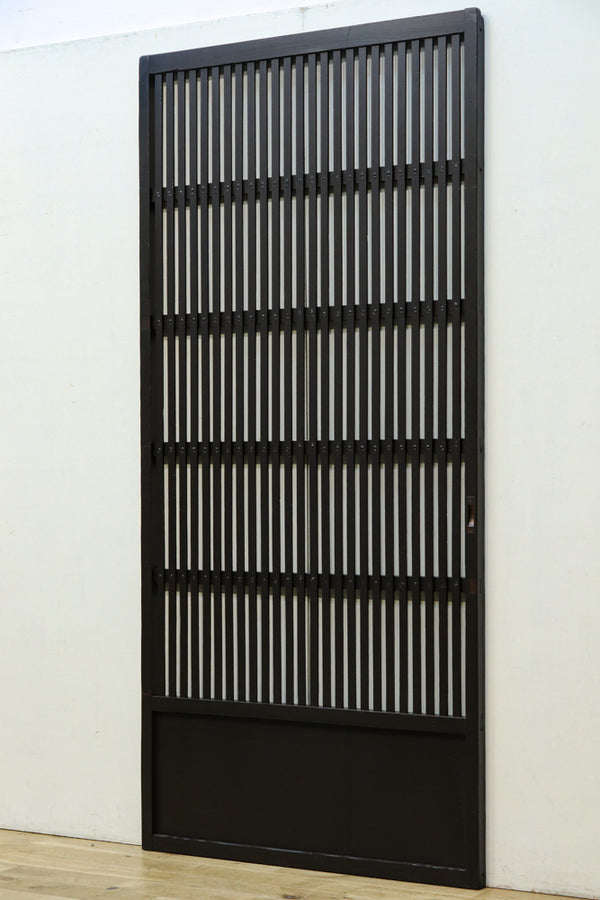 Lattice door F7243a
