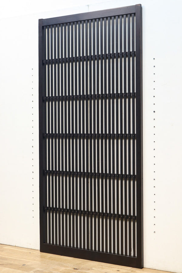 864 mm wide, full lattice door F7288 with both orderly beauty and breathability, set of 2