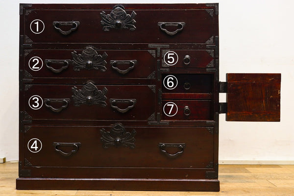 Small drawer Ba9280