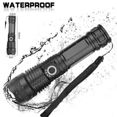 ProLight : Most Powerful Tactical Led Flashlight