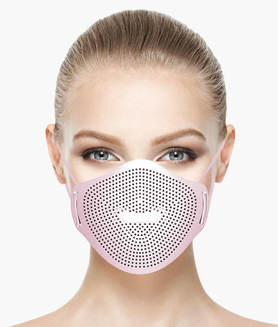 360 Breathable Protective Mouth Face Cover