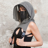 Hooded Cotton Face Shield