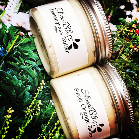 Travel Size Whipped Shea Butter