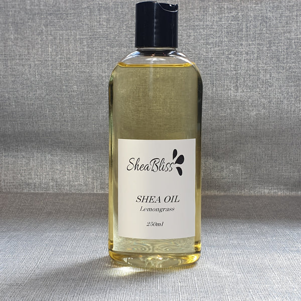 Lemongrass Shea Oil - sheabliss