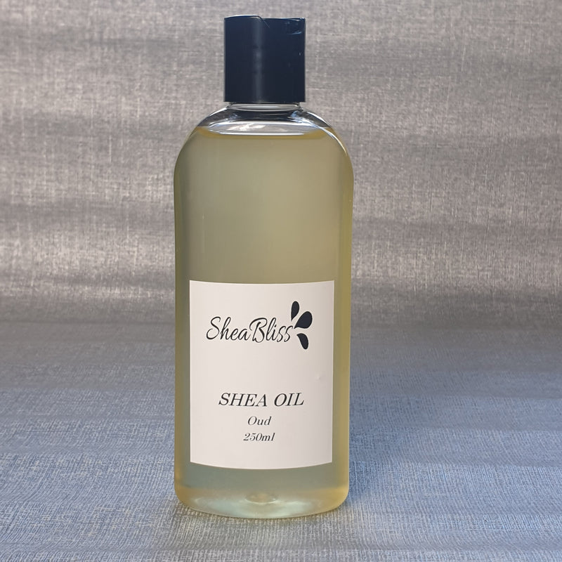 Oud Shea Oil - sheabliss