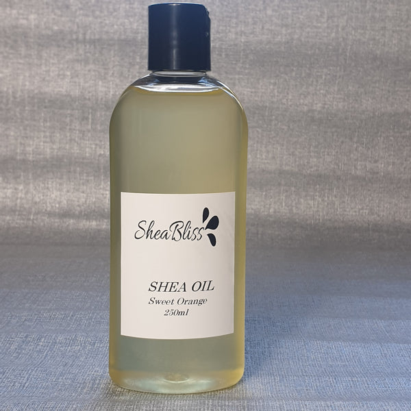 Sweet Orange Shea Oil - sheabliss