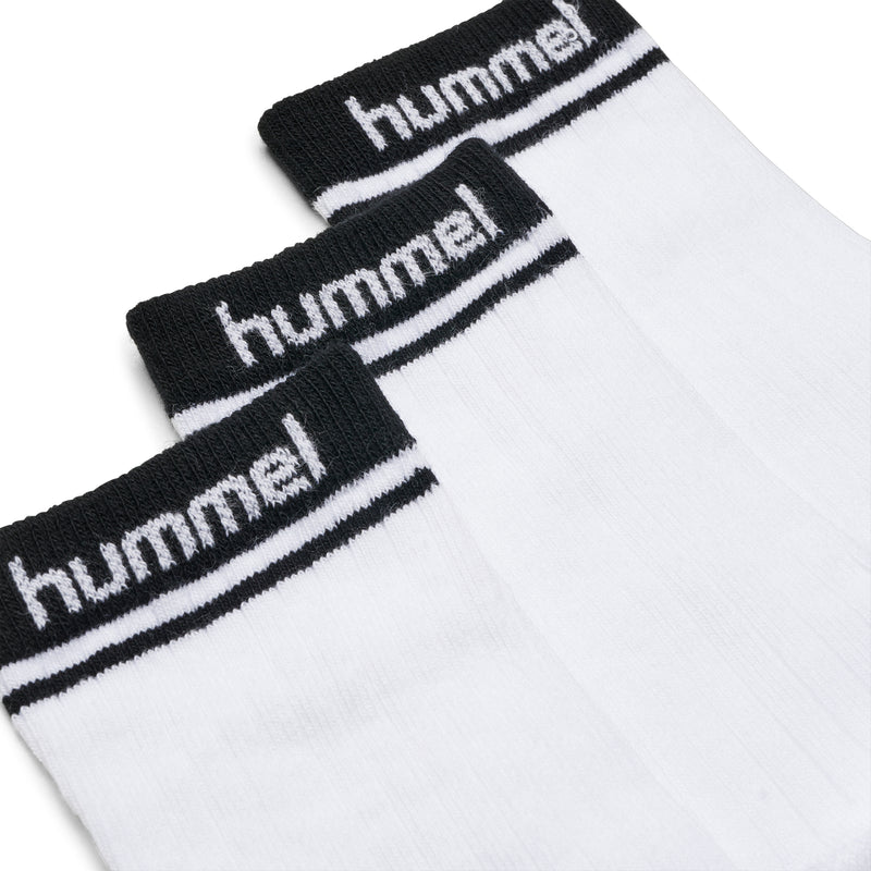 Hummel hmlCONI 3-PACK SOCK Hvit