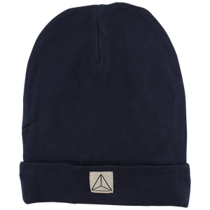 Nordic Label Beanie Total Eclipse