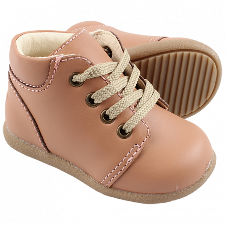 Enfant Startershoes Lace Rose