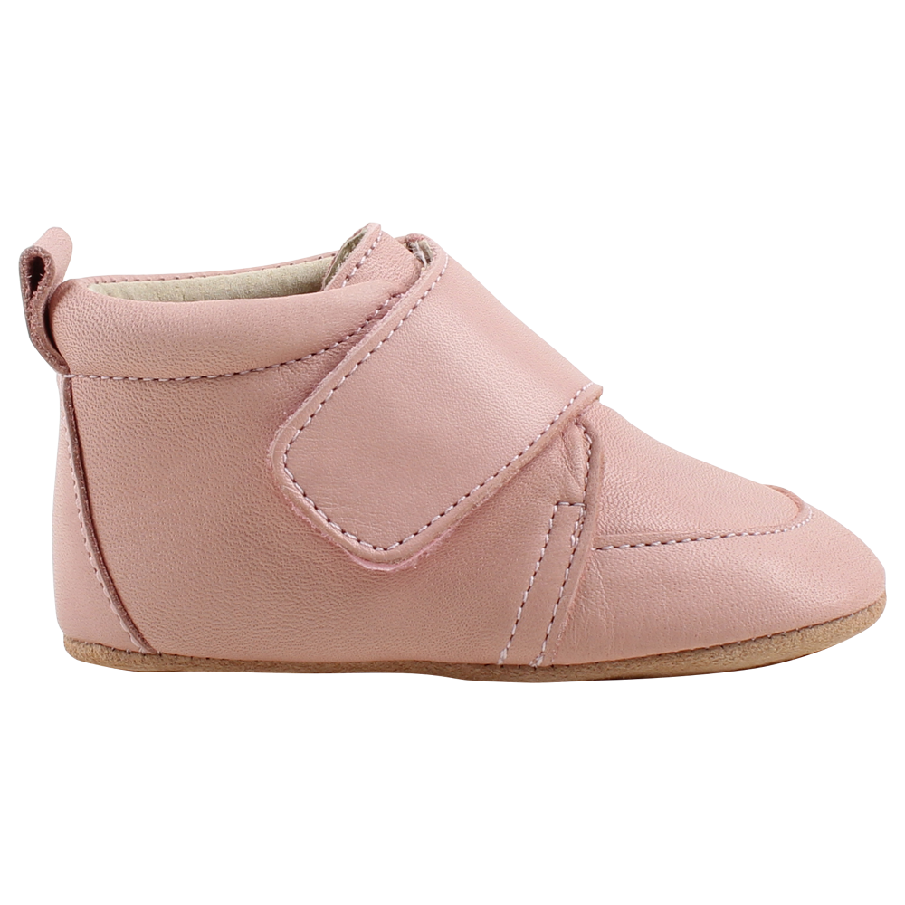 EnFant Velcro Plain innesko Light Rose