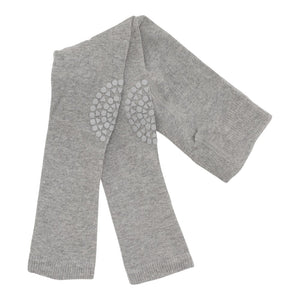 GoBabyGo Crawling Leggings Grey Melange