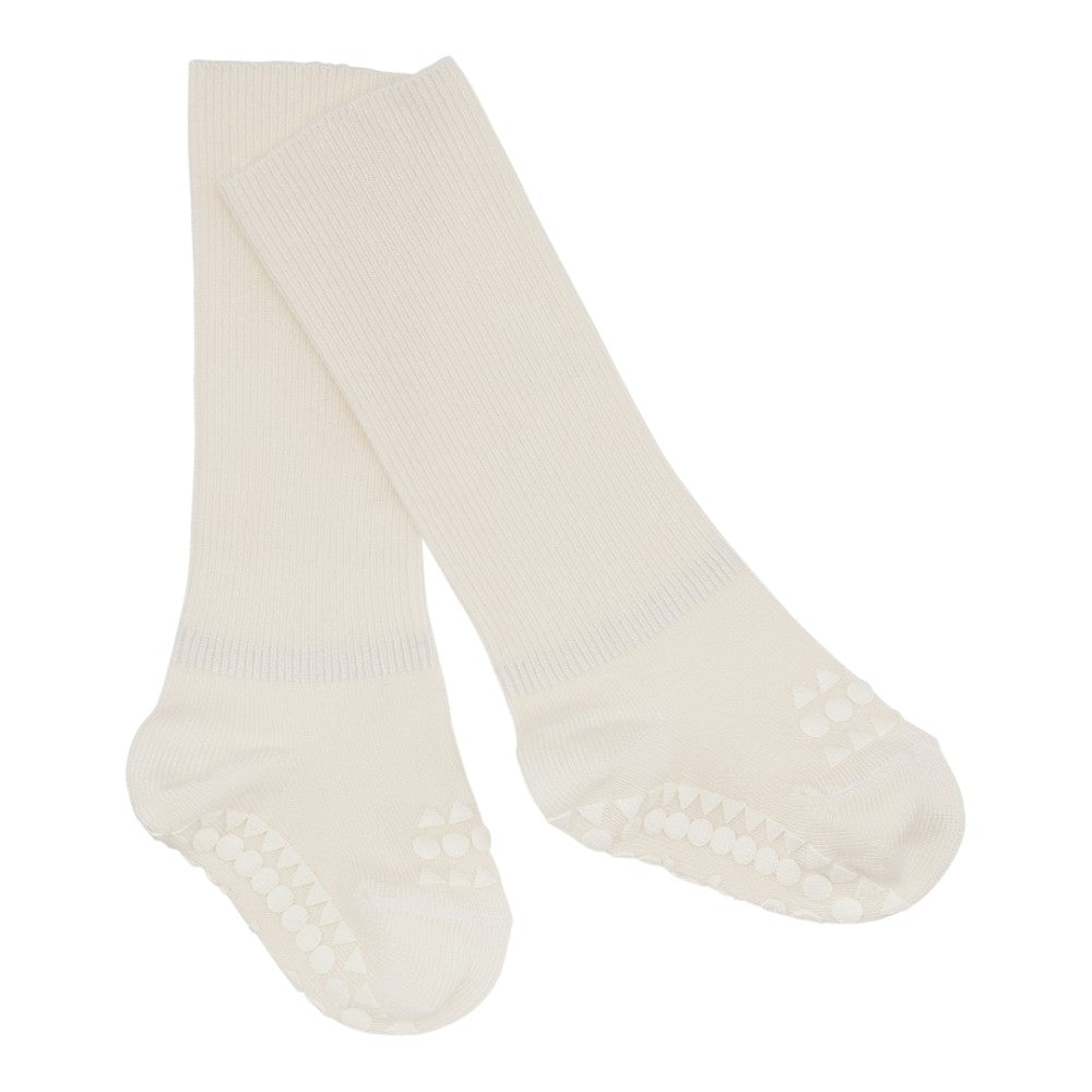GoBabyGo Non-slip socks - Off White