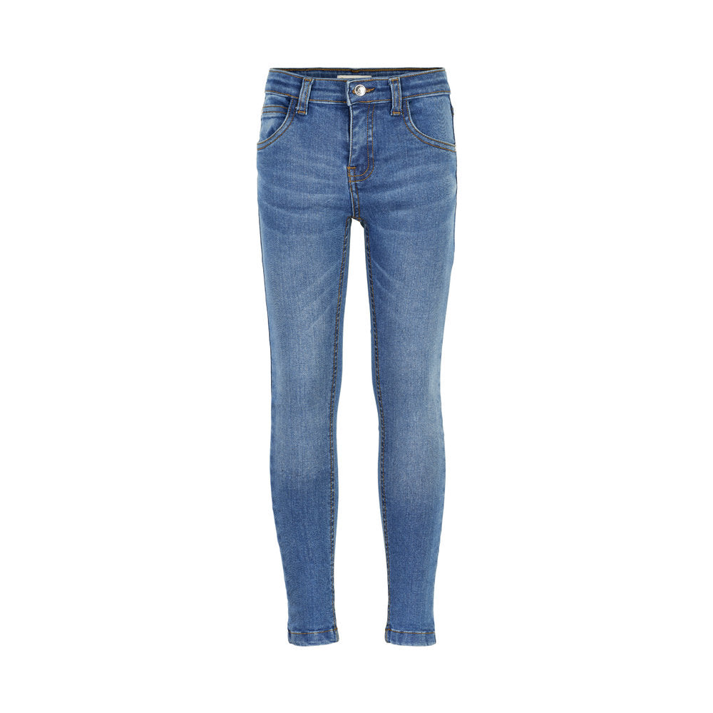 THE NEW Copenhagen Super Slim Jeans Med Blue