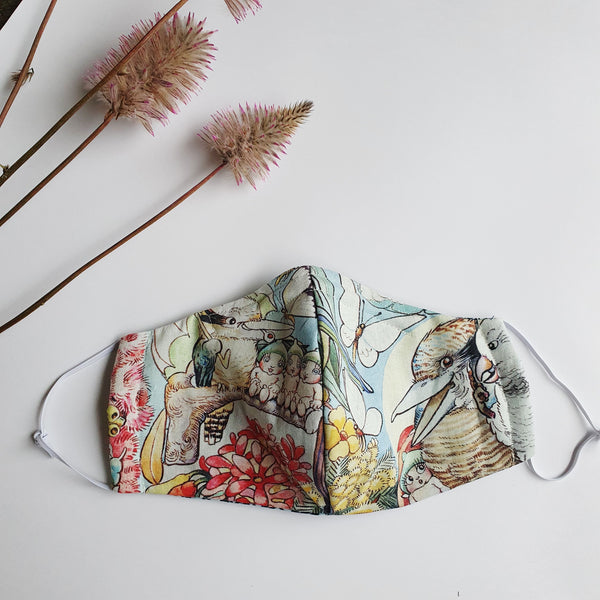 Assorted print Standard Face Mask- Ready to ship