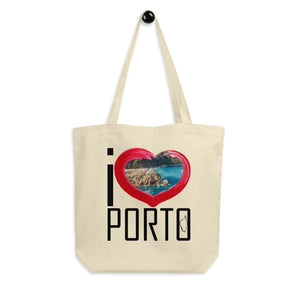 Tote Bag Bio, I Love Porto