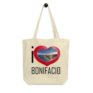 Tote Bag Bio, I Love Bonifacio