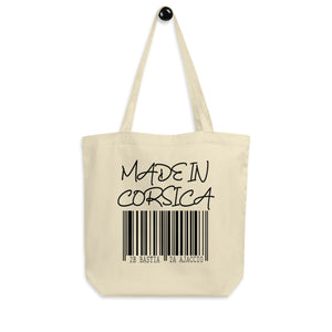 Tote Bag Bio, Made In Corsica