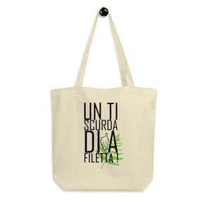 Tote Bag Bio, A Filetta