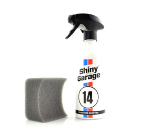 Shiny Garage Coco Tyre Booster 500ml