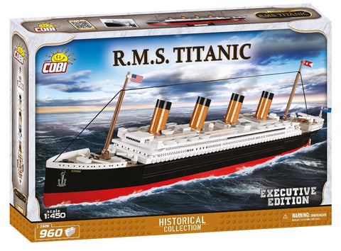 Cobi 1928 R.M.S. Titanic - Executive Edition